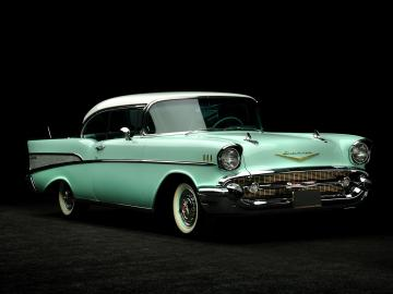 Chevrolet Wallpapers Chevrolet Bel Air Sport Coupe 1957 Walpapers