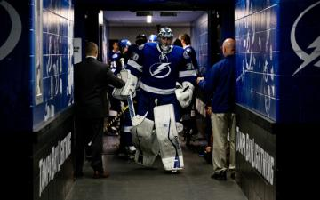Lightning sign Ben Bishop to two year contract extension   Tampa Bay