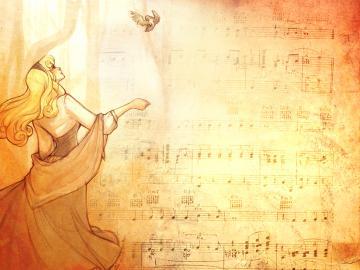 Aurora Disney Wallpaper 1024x768 Aurora Disney