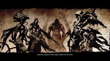 Four Horsemen Of The Apocalypse Wallpaper Darksiders Images Pictures
