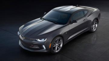 2016 Chevrolet Camaro RS 2 Wallpaper HD Car Wallpapers