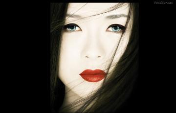 Descargar Fondos de pantalla wallpaper de geisha hd widescreen Gratis