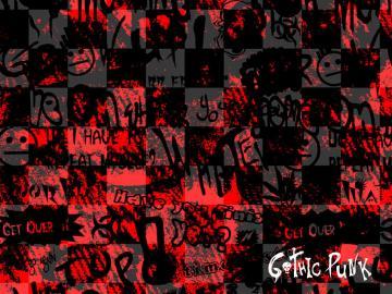 emo punk wallpaper