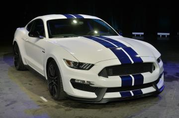 2016 Ford Mustang Shelby GT350 HD Wallpapers