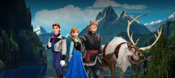 by walt disney animation studios and released by walt disney pictures
