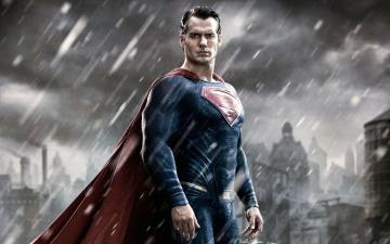 Superman in Batman v Superman Dawn of Justice Wallpapers HD