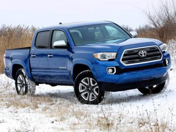 2016 Toyota Tacoma HD Picture Wallpaper CarsWallpaperNet