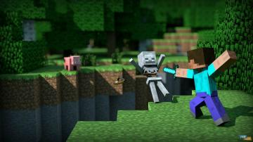 awesome minecraft hd desktop wallpapers 1080p backgrounds 1920x1080