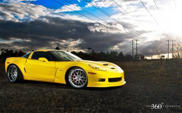 Corvette Z06 Wallpaper HD Car Wallpapers
