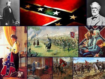 Confederate Desktop Wallpaper For the 150th Anniversary of