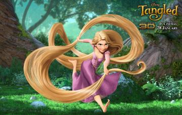 rapunzel Disney Tangled Wallpaper