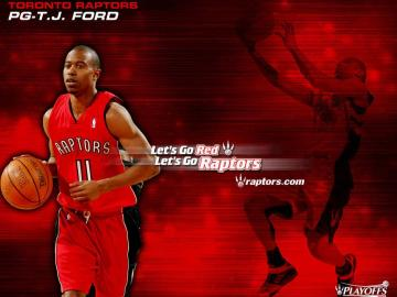 NBA Raptors TJ Ford Pictures   Toronto Raptors Wallpaper