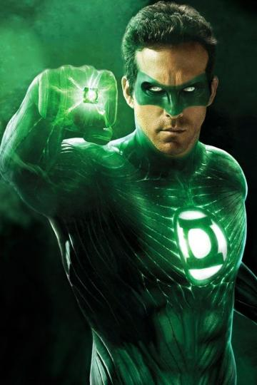 iPhone Retina Wallpapers May Edition Green lantern hal jordan