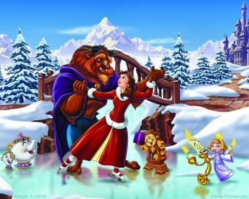 Disney Christmas WallpaperTHR999HKRG 1