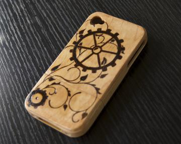 Steampunk Gears Iphone Wallpaper Steampunk gears iphone 4s
