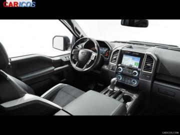 2017 Ford F 150 Raptor   Interior Wallpaper 20 1600x1200