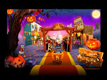 1280x960 Disney Halloween desktop PC and Mac wallpaper