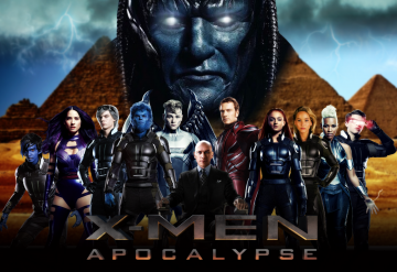 download X men Apocalypse wallpaper by ArkhamNatic [1600x1099