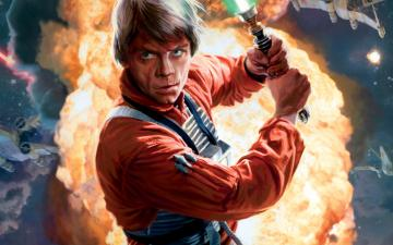 Luke Skywalker wallpaper   86341