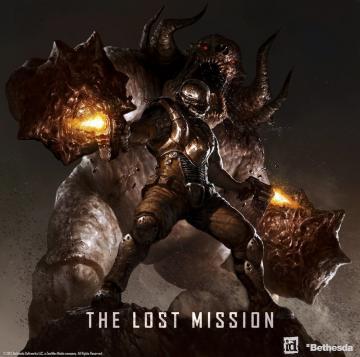 Doom BFG Edition by DavidRapozaArt
