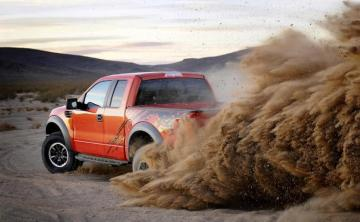 Ford Raptor Wallpaper HD