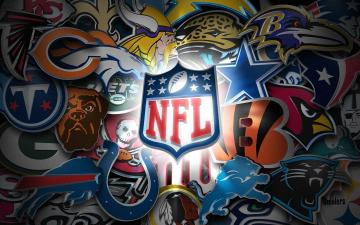 NFL team logos 2014 background HD wallpaper background