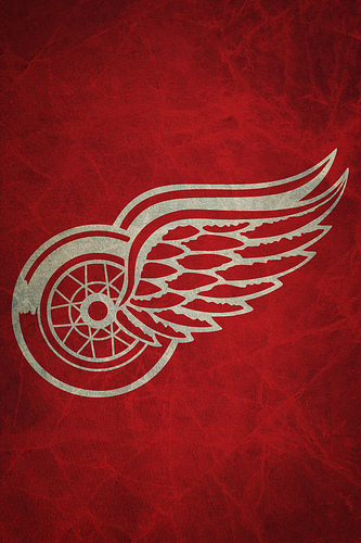 Detroit Red Wings iPhone Wallpaper Flickr   Photo Sharing