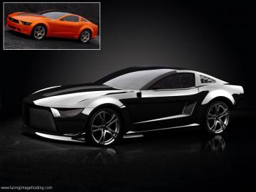 ford mustang 2015 black wallpaper 2015 Ford Mustang Cobra HD Wallpaper