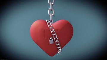 My heart is closed heart feelings heart wallpapers love wallpapers