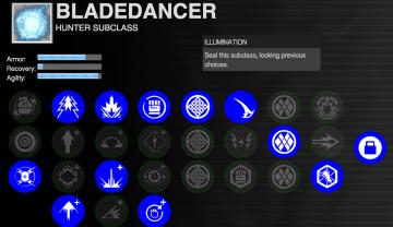 Destiny Blade Dancer Armor myideasbedroomcom