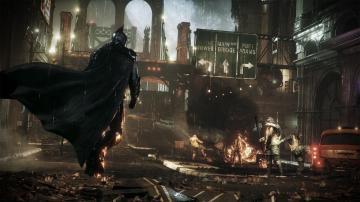 Batman Fight Scarecrow Arkham Knight HD Wallpaper   Stylish HD