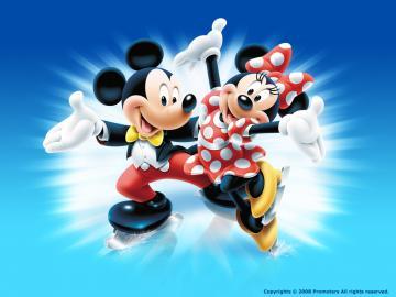 Mickey and Minnie Wallpaper   Disney Wallpaper 6638033