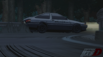 Made a wallpaper collection for Initial D fans [Part 1][1080p] [x