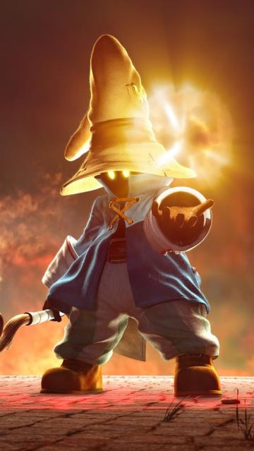 Final Fantasy IX Art iPhone 5 wallpaper ilikewallpaper com Blog