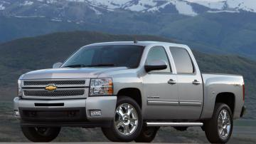 2013 Chevrolet Silverado HD Wallpapers