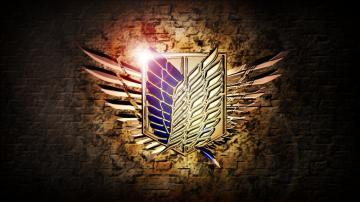 Wings of Freedom Shingeki no Kyojin by snakestorm44