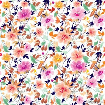 gorgeous patterns background flowers shading flowers Vector
