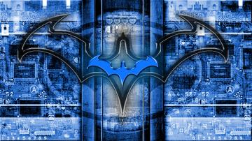 Nightwing Wallpaper For Smartphones by houssamica
