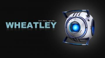 Portal 2 Wheatley wallpaper   ForWallpapercom