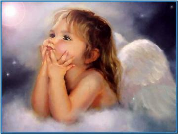 Screensaver pictures of angels   Download