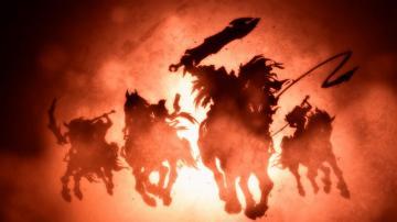 Darksiders II Wallpapers Four Horsemen Of The Apocalypse