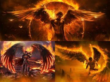 Fallen Angels Screensaver   Animated Wallpaper download torrent