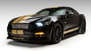 2016 Ford Mustang Shelby GT H HD Wallpaper   iHD Wallpapers