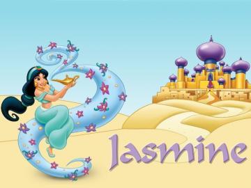 Jasmine Wallpaper   Disney Princess Wallpaper 5775901