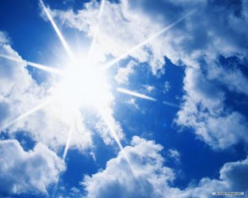 Wallpaper   Nature wallpaper   Blue Sky And White Cloud 8