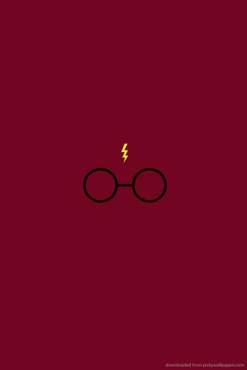 Harry Potter Iphone Wallpaper Hd Minimalistic harry potter for