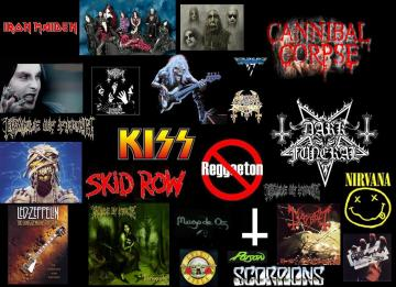 Blog de Filosofia Los Heavy Metal