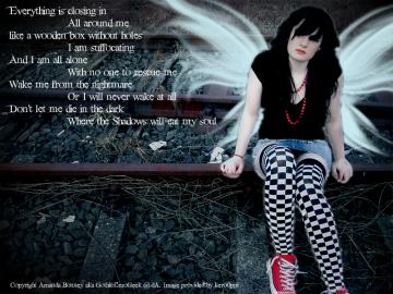 Emo Gothic Wallpapers For Desktop Background 2013 Wallpapers