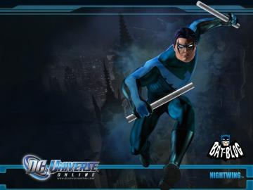 COLLECTIBLES New DC UNIVERSE ONLINE Video Game Wallpaper Backgrounds