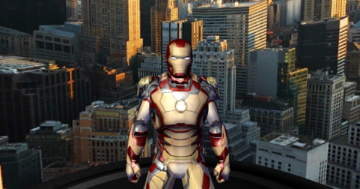 Iron Man 3 live wallpaper for Android mobile phones Lytum